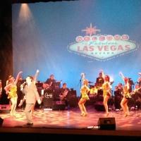 My 'Vegas Crooners' show dancers